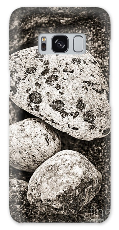 Stone Galaxy S8 Case featuring the photograph Stones by Elena Elisseeva
