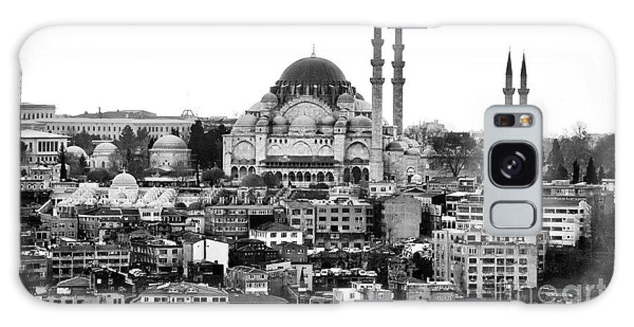 Suleymaniye Mosque Galaxy S8 Case featuring the photograph Suleymaniye Mosque by John Rizzuto