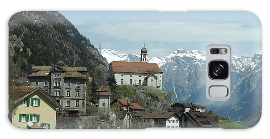 Switzerland Galaxy S8 Case featuring the photograph Switzerland by Diane Greco-Lesser