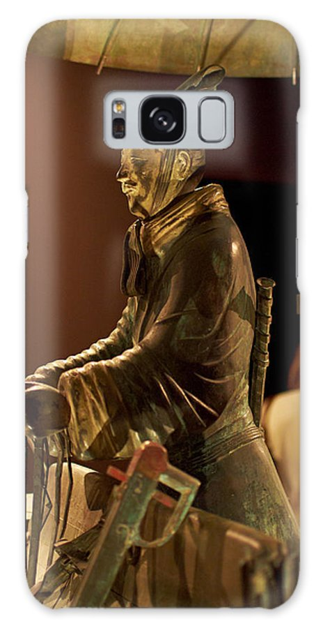 Finland Galaxy S8 Case featuring the photograph Terracotta Soldiers by Jouko Lehto