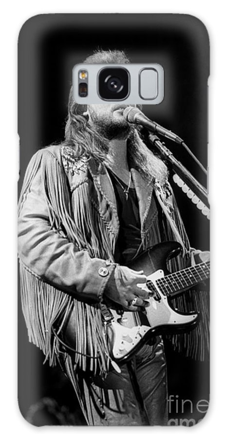 Grammy Award Winning Galaxy S8 Case featuring the photograph Musician Travis Tritt  by Concert Photos