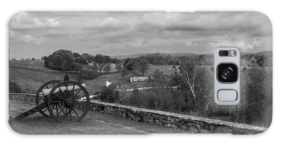 Antietam Galaxy S8 Case featuring the photograph 101514-218 by Mike Davis
