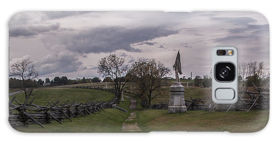 Antietam Galaxy S8 Case featuring the photograph 101514-236 by Mike Davis