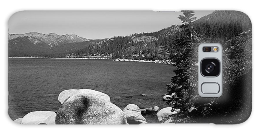 Alpine Galaxy S8 Case featuring the photograph Lake Tahoe by Frank Romeo