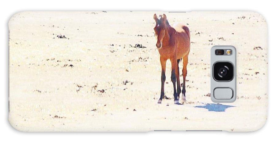 Galaxy S8 Case featuring the digital art 116 by Wynema Ranch