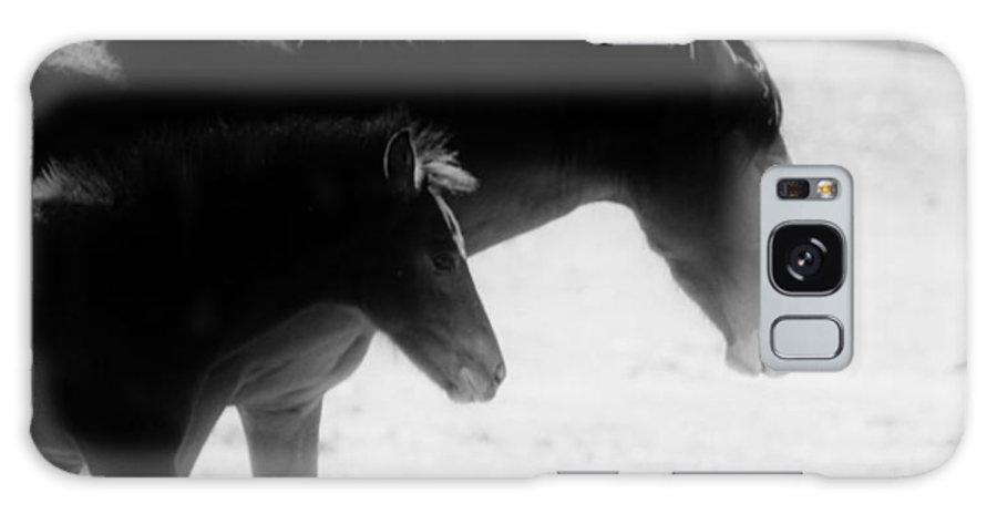Galaxy S8 Case featuring the digital art 118 by Wynema Ranch