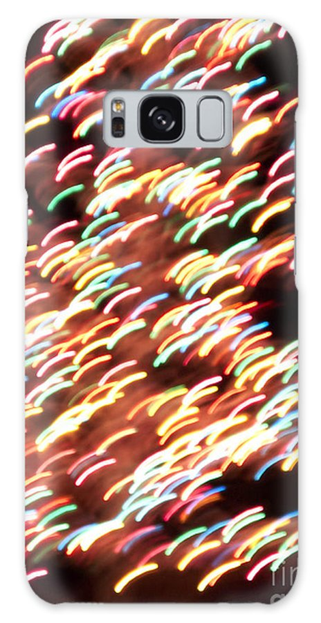 Abstract Galaxy S8 Case featuring the photograph Abstract by Tony Cordoza