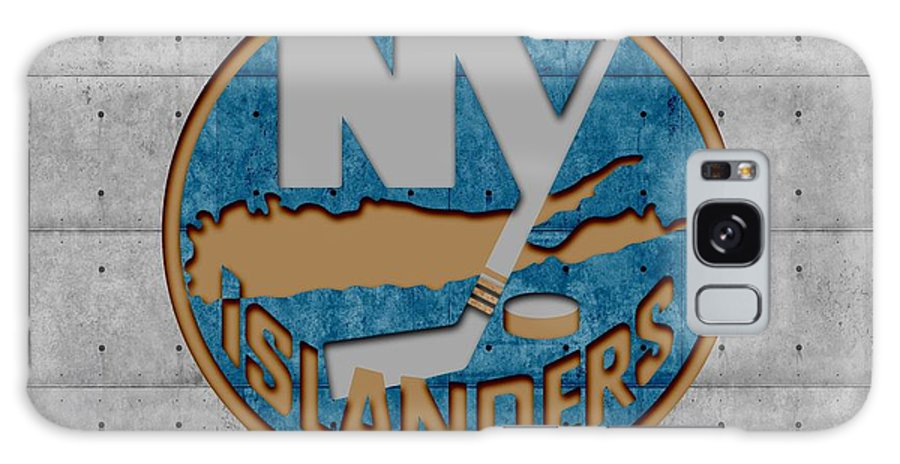 Islanders Galaxy S8 Case featuring the photograph New York Islanders by Joe Hamilton
