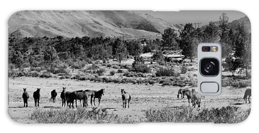 Galaxy S8 Case featuring the digital art 131 by Wynema Ranch