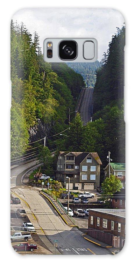 Alaska Galaxy S8 Case featuring the photograph Ketchikan Alaska by Howard Stapleton