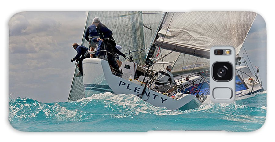 Florida Galaxy S8 Case featuring the photograph Key West Race Week by Steven Lapkin
