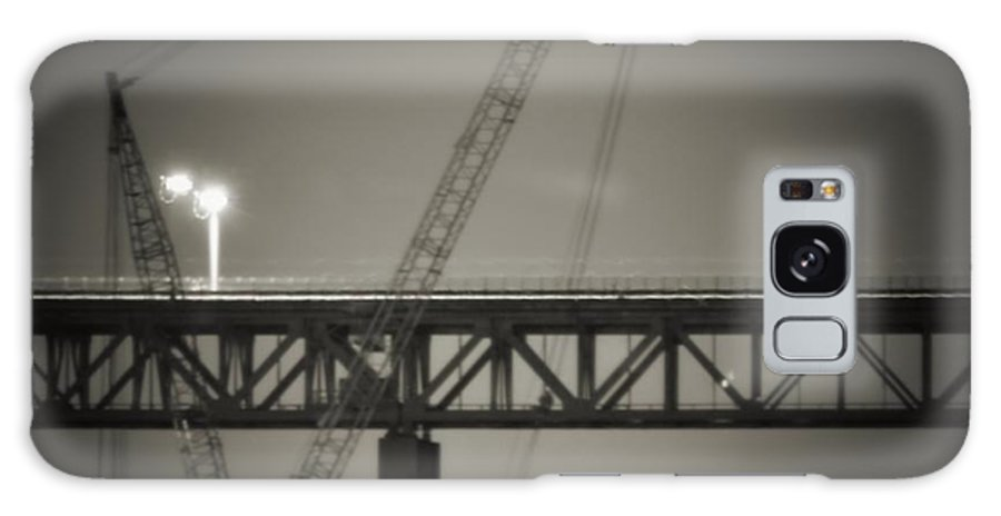 Hudson River Galaxy S8 Case featuring the photograph Tappan Zee Bridge by Chet B Simpson