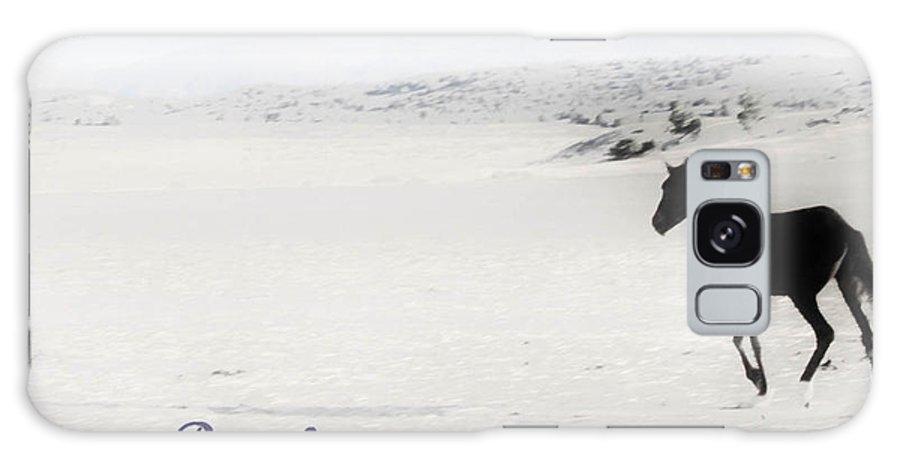 Galaxy S8 Case featuring the digital art 156 by Wynema Ranch