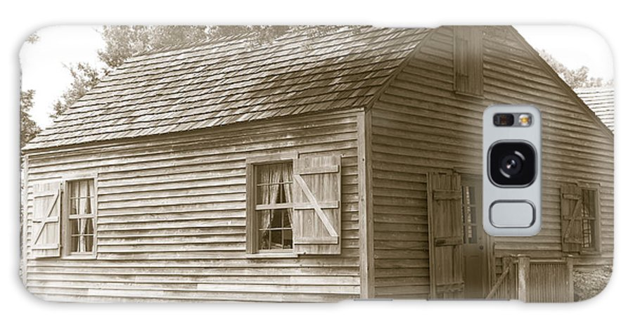 Julee Cottage Galaxy S8 Case featuring the photograph 1805 Julee Cottage by Jon Cody