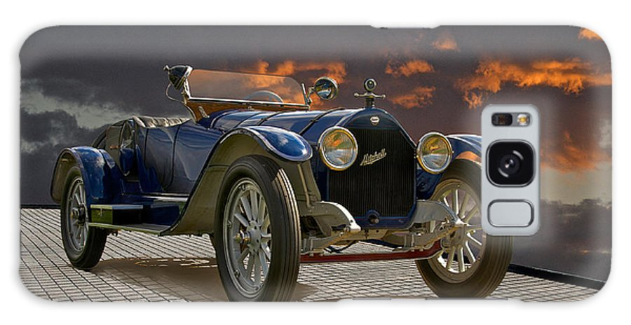 American Galaxy S8 Case featuring the photograph 1914 Mitchell Raceabout I by Dave Koontz