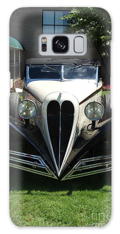 1934 Galaxy S8 Case featuring the photograph 1934 Bruster by Rob Luzier