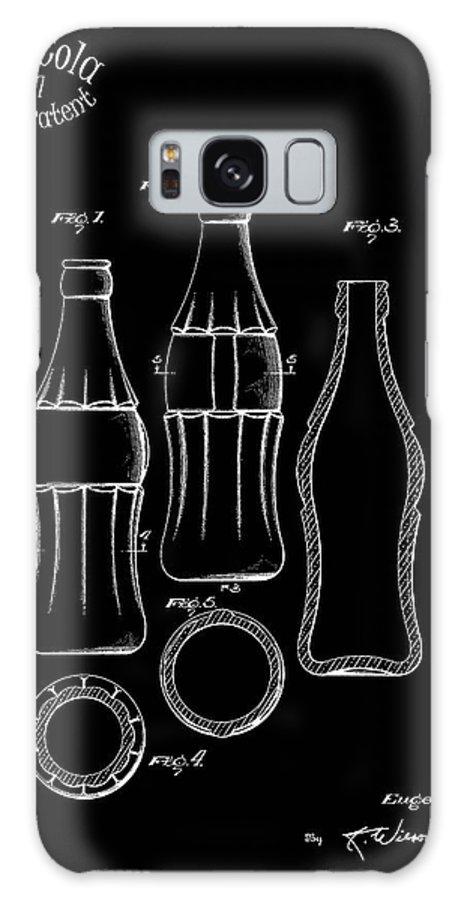 Coca Cola Galaxy Case featuring the photograph 1937 Coca Cola Bottle by Mark Rogan