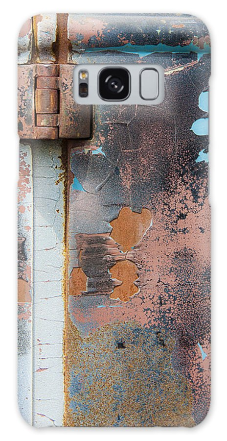 Fine Art Galaxy S8 Case featuring the photograph 1938 Buick Door by Johnny Stevens