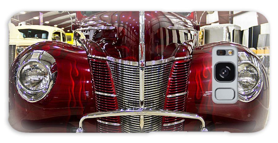 Old Galaxy S8 Case featuring the photograph 1940 Ford Class W Mild Street Rod by Eti Reid