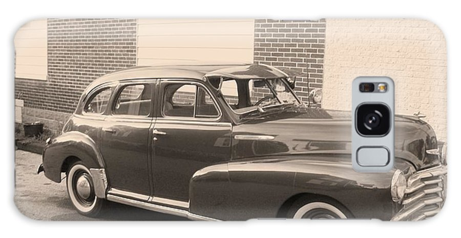Chevy Galaxy S8 Case featuring the photograph 1948 Chevy by Eric Schiabor