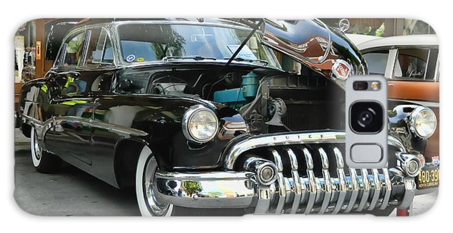 Victor Montgomery Galaxy S8 Case featuring the photograph 1950 Buick 2 by Victor Montgomery