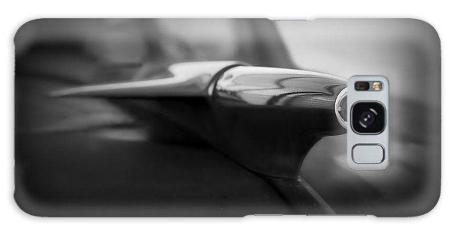 1951 Chevy Hood Ornament Galaxy S8 Case featuring the photograph 1951 Chevy Hood Ornament by Ernie Echols
