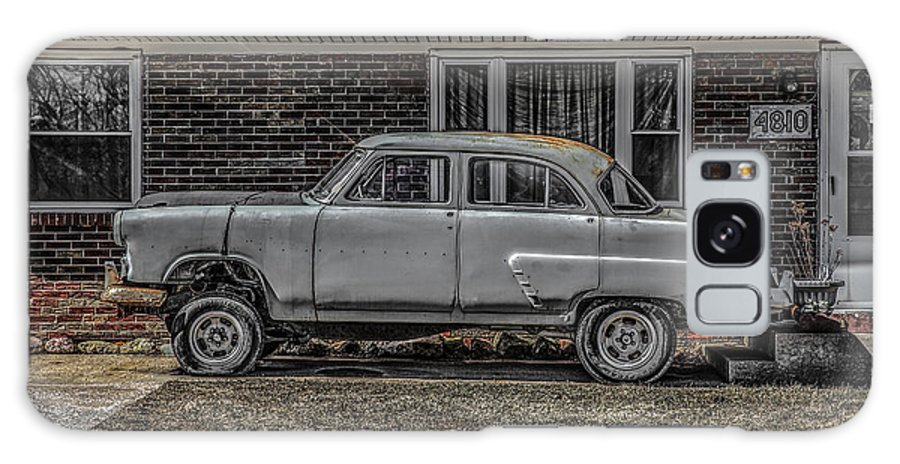 1952 Ford Galaxy S8 Case featuring the photograph 1952 Ford by Ray Congrove