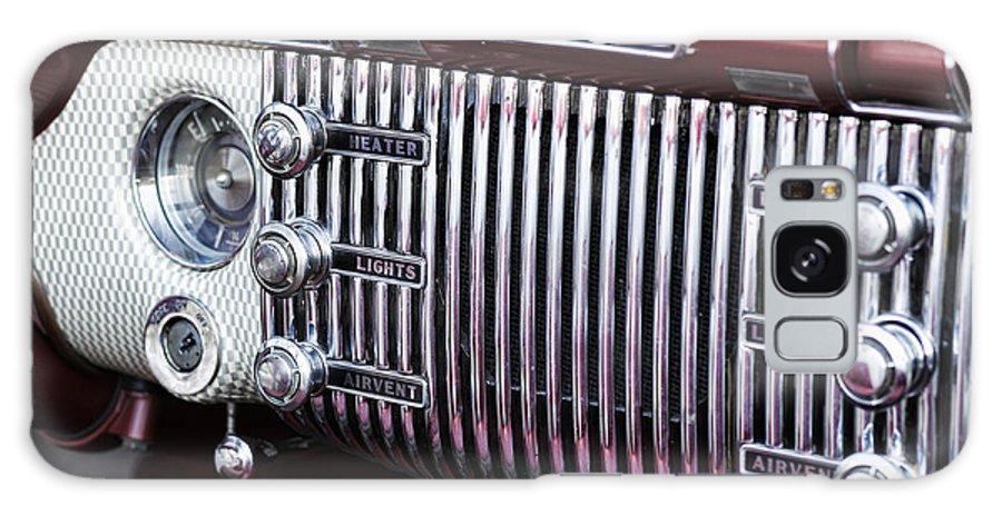 1953 Galaxy S8 Case featuring the photograph 1953 Buick Skylark by Gordon Dean II