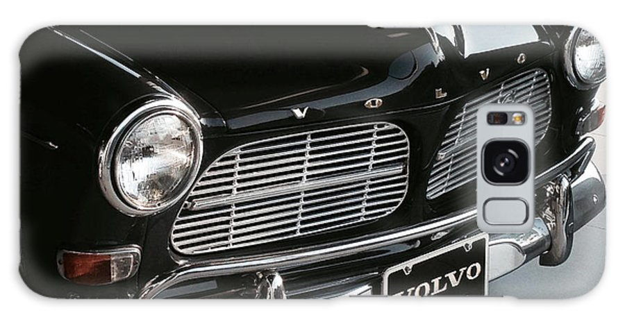 Vintage Autos Galaxy S8 Case featuring the photograph 1960's Volvo by Michael Mietlicki