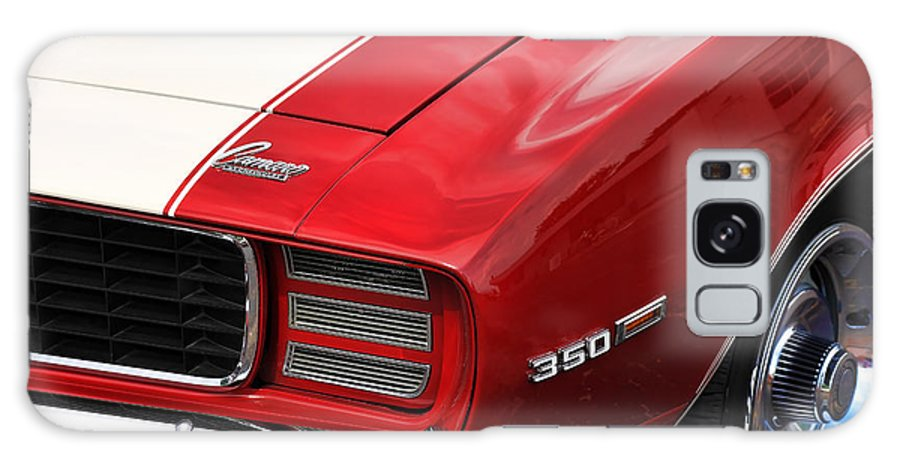 1969 Galaxy S8 Case featuring the photograph 1969 Chevy Camaro Rs by Gordon Dean II