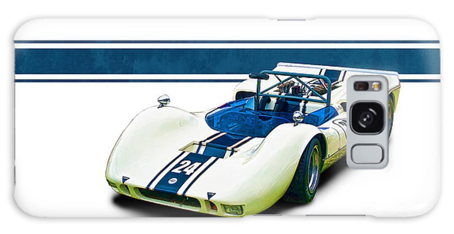 1969 Galaxy S8 Case featuring the photograph 1969 Mrc Mkii Repco Brabham by Stuart Row