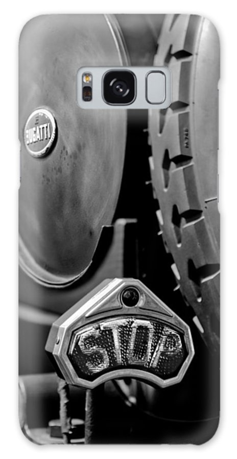 1920 Bugatti Type 13 Taillight Galaxy S8 Case featuring the photograph 1920 Bugatti Type 13 Taillight by Jill Reger