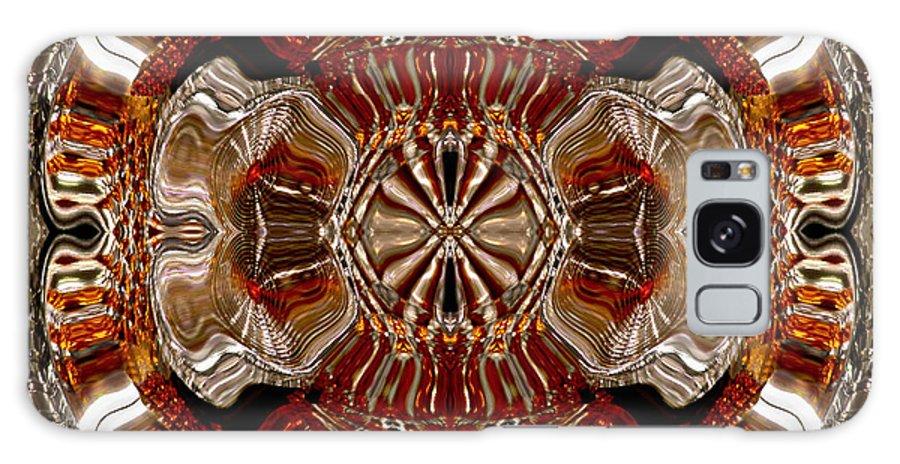 Automobile Parts Galaxy S8 Case featuring the digital art Auto Lite 3 by William Durfey