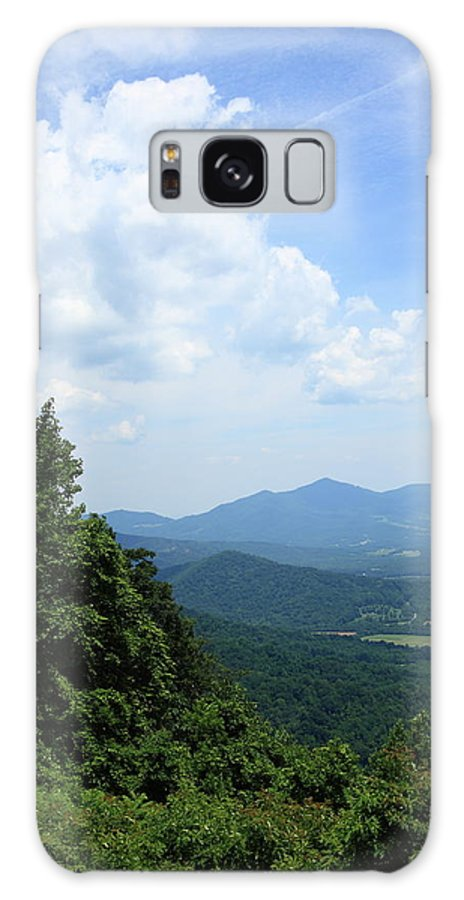 America Galaxy S8 Case featuring the photograph Blue Ridge Mountains - Virginia 5 by Frank Romeo