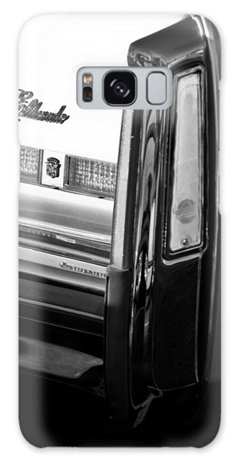 Cadillac Eldorado Taillights Galaxy S8 Case featuring the photograph Cadillac Eldorado Taillights by Jill Reger