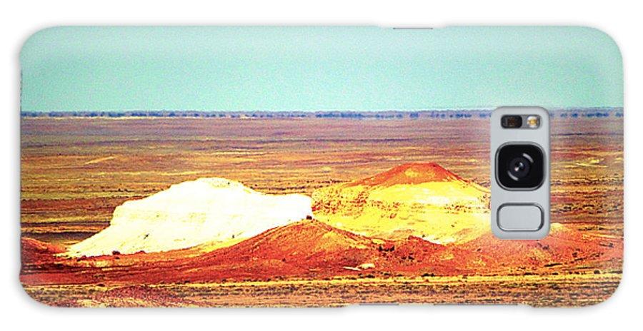 Desert Galaxy S8 Case featuring the photograph Desert by Girish J