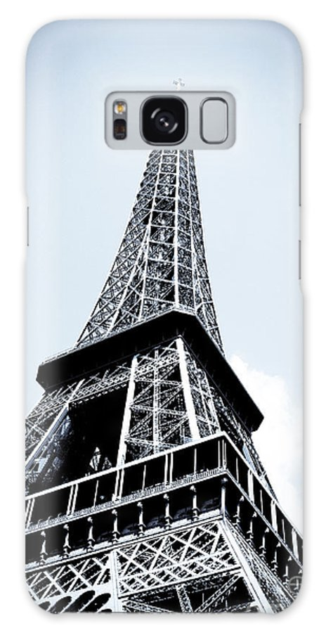 Europe Galaxy S8 Case featuring the photograph Eiffel Tower by Lana Enderle