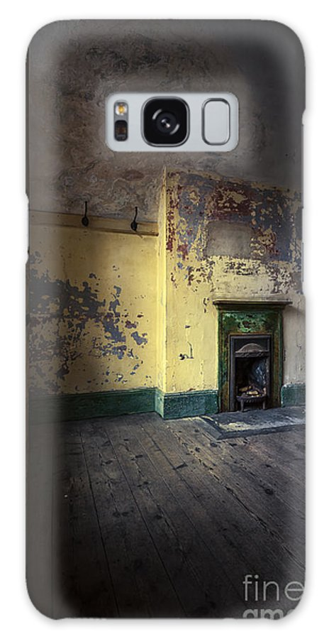 Criminal Galaxy S8 Case featuring the photograph Empty Room by Svetlana Sewell