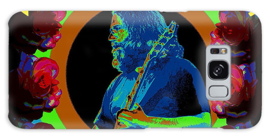 Jerry Garcia Galaxy S8 Case featuring the photograph Forever Grateful by Ben Upham III