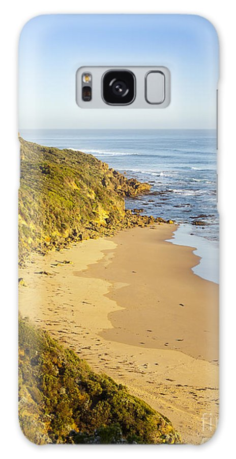 Australia Galaxy S8 Case featuring the photograph Great Ocean Road by Tim Hester