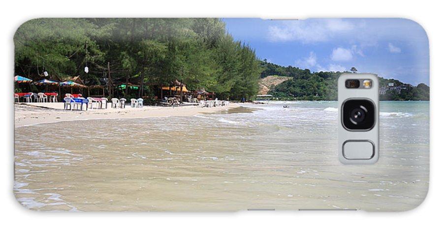 Beach Galaxy S8 Case featuring the photograph Nai Yang Beach Phuket Island Thailand by Ash Sharesomephotos