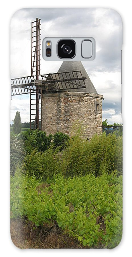 Mill Galaxy S8 Case featuring the photograph Old Windmill by Christiane Schulze Art And Photography