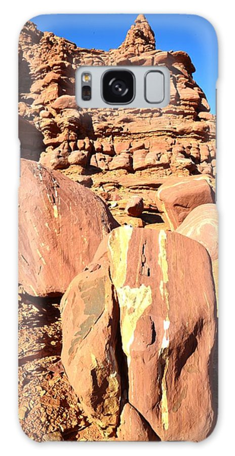 Canyonlands National Park Galaxy S8 Case featuring the photograph Potash 15 by Ray Mathis