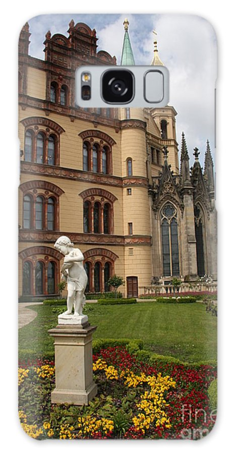 Schwerin Galaxy S8 Case featuring the photograph Schwerin - Palace - Germany by Christiane Schulze Art And Photography