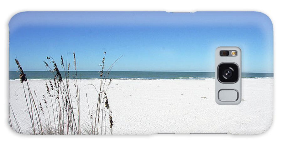Seaoats Galaxy S8 Case featuring the photograph Seaoats On The Beach by Christiane Schulze Art And Photography