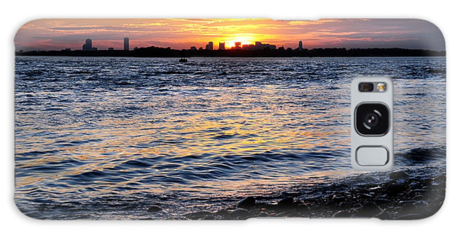 Hull Galaxy S8 Case featuring the photograph Sunset Beauty by Joanne Brown