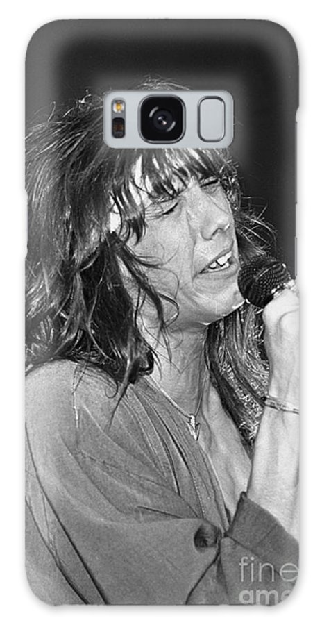 Lead Singer Galaxy S8 Case featuring the photograph Tesla - Jeff Keith by Concert Photos