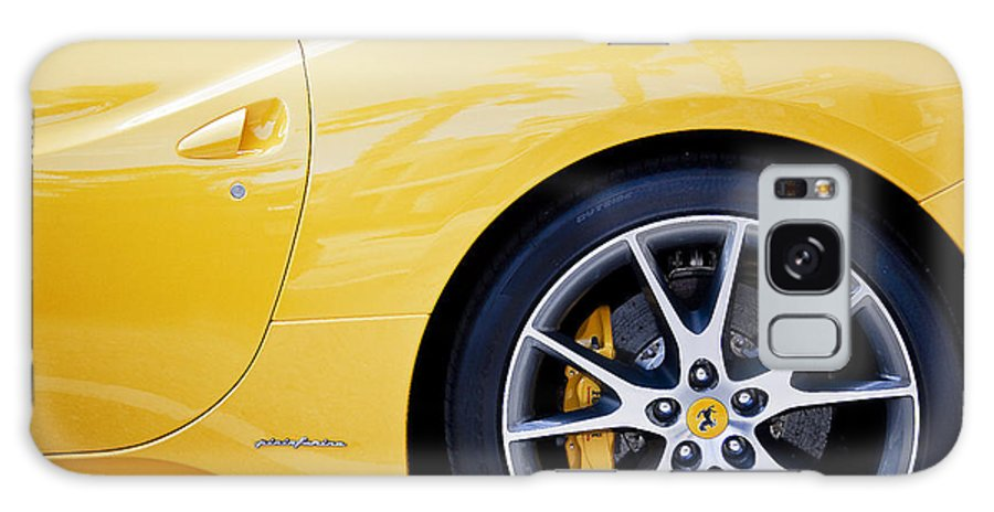 Ferrari Galaxy S8 Case featuring the photograph 2013 Ferrari Pd by Rich Franco