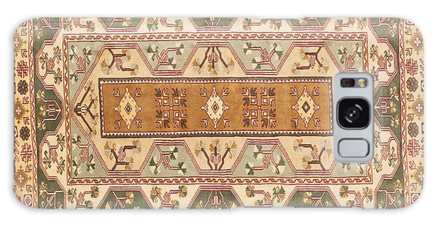 Carpet Galaxy S8 Case featuring the photograph Turkish Carpet by Emirali KOKAL
