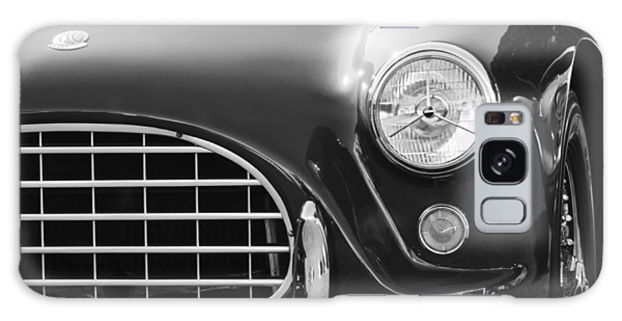1959 Ac Ace Bristol Grille Galaxy S8 Case featuring the photograph 1959 Ac Ace Bristol Grille by Jill Reger